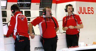 """Marussia niega que ordenara a Jules Bianchi """"ir más rápido"""""""