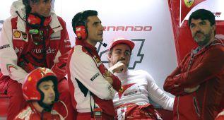 Honda trata de convencer con su propulsor a Fernando Alonso