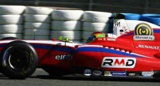 Agrio final de campeonato para Carlos Sainz Jr. y Merhi