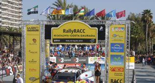 El jueves arrancan las bodas de oro del Rally de Cataluña