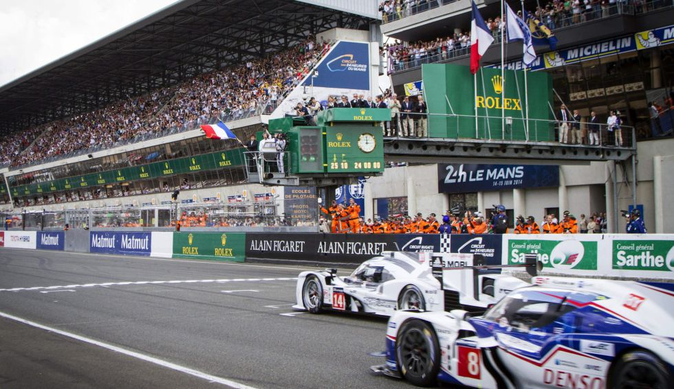 Porsche quiere a Fernando Alonso para correr en Le Mans