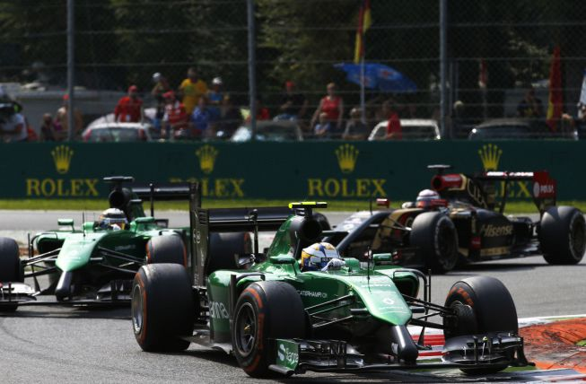 Ecclestone autoriza a Caterham perderse Austin e Interlagos