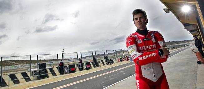Terol pasa a Superbike con una Ducati del equipo Althea