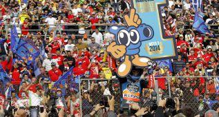 España ya suma 44 títulos mundiales de motociclismo