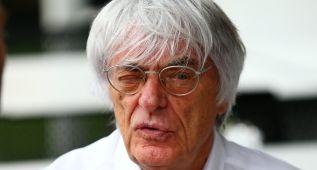 """Bernie Ecclestone: """"Para dejar la F-1 debo estar en un ataúd"""""""