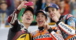 El rey recibirá a los tres campeones de motociclismo