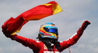 Alonso: 11 victorias de rojo, tres subcampeonatos, un sueño roto