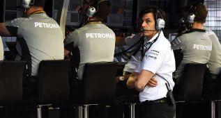 Wolff descarta una colisión intencionada entre sus pilotos