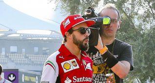"""Alonso: """"Está todo hecho, falta tener un poco de paciencia"""""""