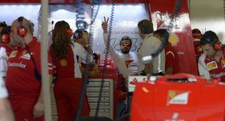 "Alonso: ""Mi destino no será una sorpresa para nadie"""