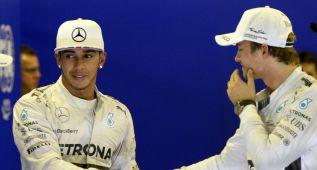 """Rosberg, cauto tras lograr pole: """"Es sólo el primer paso"""""""