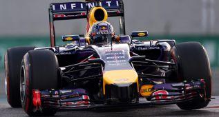 Los Red Bull saldrán últimos por utilizar un alerón ilegal