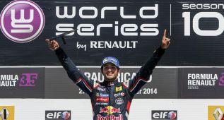 Carlos Sainz Jr. será piloto de Toro Rosso en 2015