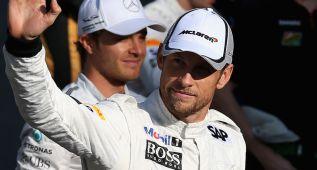 Jenson Button insinúa en 'Twitter' que abandona McLaren