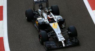 El McLaren-Honda continúa con los problemas eléctricos