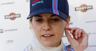 Susie Wolff será la probadora oficial de Williams en 2015