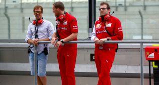 """Vettel: """"Ferrari necesita tiempo, hay mucho que hacer"""""""