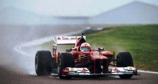 """Vettel debuta con Ferrari y dice que es """"un cuento de hadas"""""""