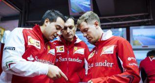 """Kimi se acuerda de Alonso """"Con Vettel habrá mejor ambiente"""""""