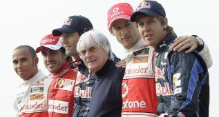 """Bernie Ecclestone: """"Estoy un poco decepcionado con Alonso"""""""