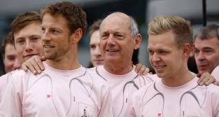 Los patrocinadores podrían estar retrasando a McLaren