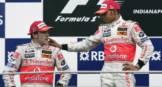 Los problemas de Fernando Alonso en McLaren 2007
