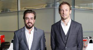 Alonso-Button es el dúo más experimentado del paddock