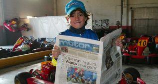 """Javier Cobián: """"El esfuerzo es clave y yo jamás me rindo"""""""