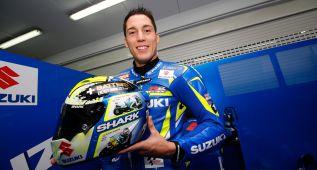 Aleix, sin moto hasta enero por una distensión de ligamentos