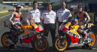 La nueva web de HRC unifica todos sus campeonatos y pilotos