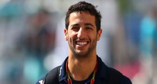 """Daniel Ricciardo: """"No voy a tomar a Daniil Kvyat a la ligera"""""""