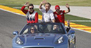 """""""Alonso es el mejor, pero no ha ayudado a Ferrari a crecer"""""""