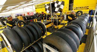 Dunlop, suministrador de Moto2 y Moto3 otros tres años más