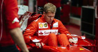 Vettel coincidirá con Alonso y Sainz en el primer día de Jerez