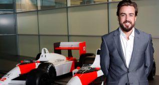 Fernando Alonso es podio en las apuestas tras Mercedes