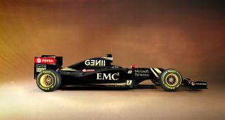 Lotus presenta por sorpresa, su monoplaza para 2015