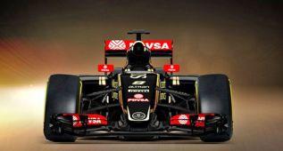 Lotus presenta su nuevo E23 con unidad de potencia Mercedes