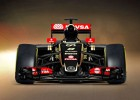 Lotus presenta su E23 con unidad de potencia Mercedes