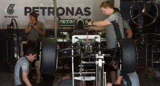 En Mercedes también se están preocupando ahora por Honda