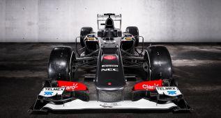 Sauber presentará su coche el día 30 a las 10 de la mañana