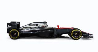 MP4-30: un McLaren muy compacto y con motor Honda