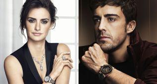 Alonso y Penélope Cruz, embajadores de Viceroy