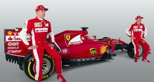 "Raikkonen: ""Me entenderé bien con Sebastian Vettel"""