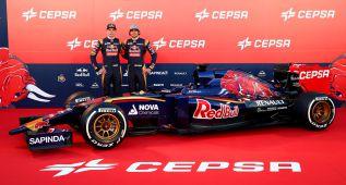 Sainz y Verstappen lucen ante un Toro Rosso más refinado