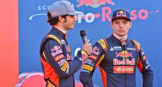 """Sainz: """"Todos están positivos, el coche tiene muy buena pinta"""""""