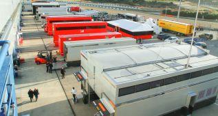 Alonso, Vettel y Sainz en el primer día de test en Jerez