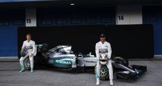 Mercedes presenta en Jerez un coche 30 CV más potente