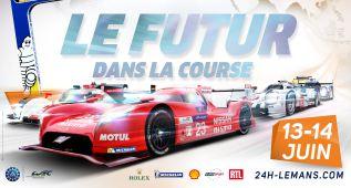 Triple apuesta de Nissan en la lista de las 24 Horas de Le Mans