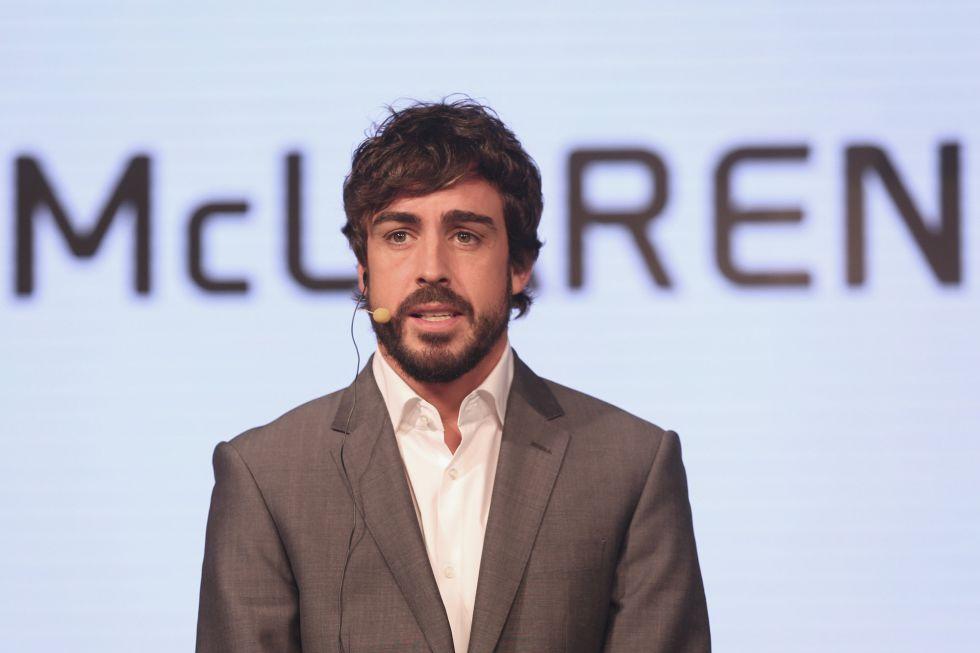 """Alonso """"El objetivo es el título, veremos si este primer año"""" - AS.com"""