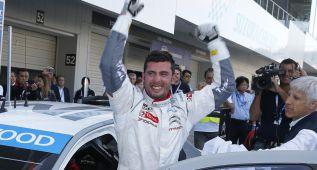 """'Pechito': """"No imaginaba ganar a Sebastien Loeb y Muller"""""""